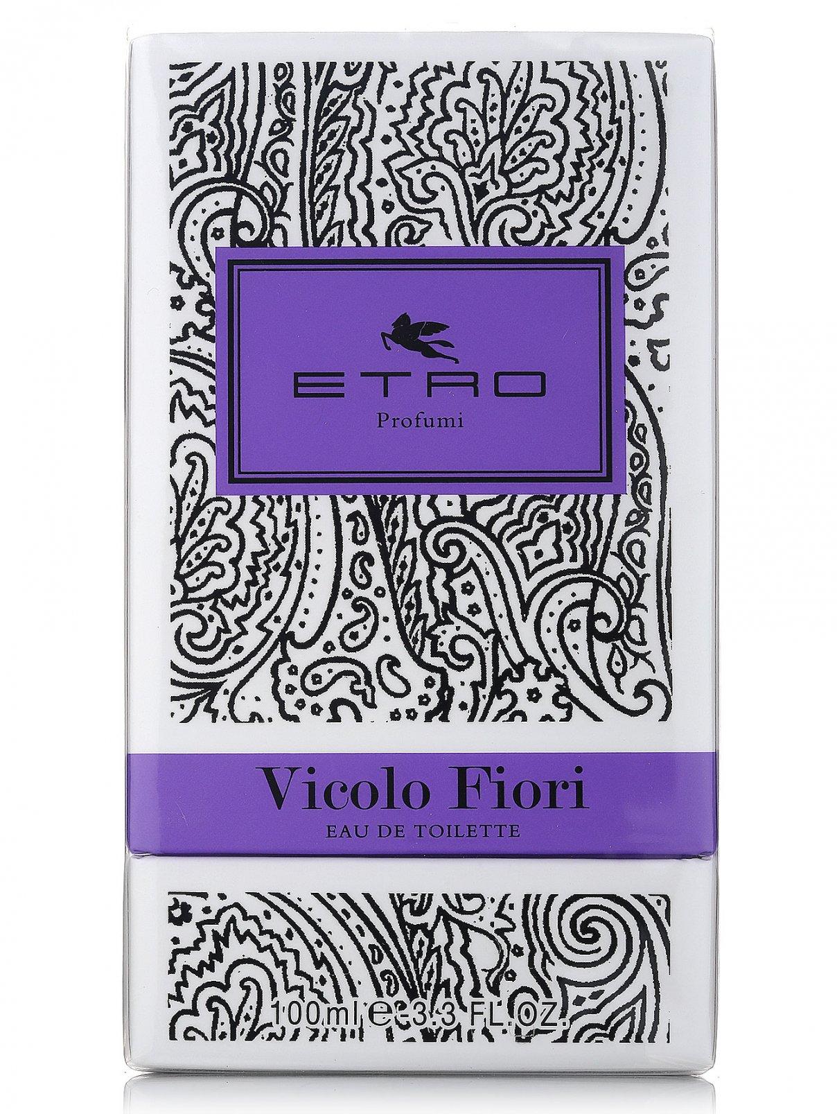Туалетная вода - Vicolo Fiori, 100ml Etro  –  Модель Общий вид
