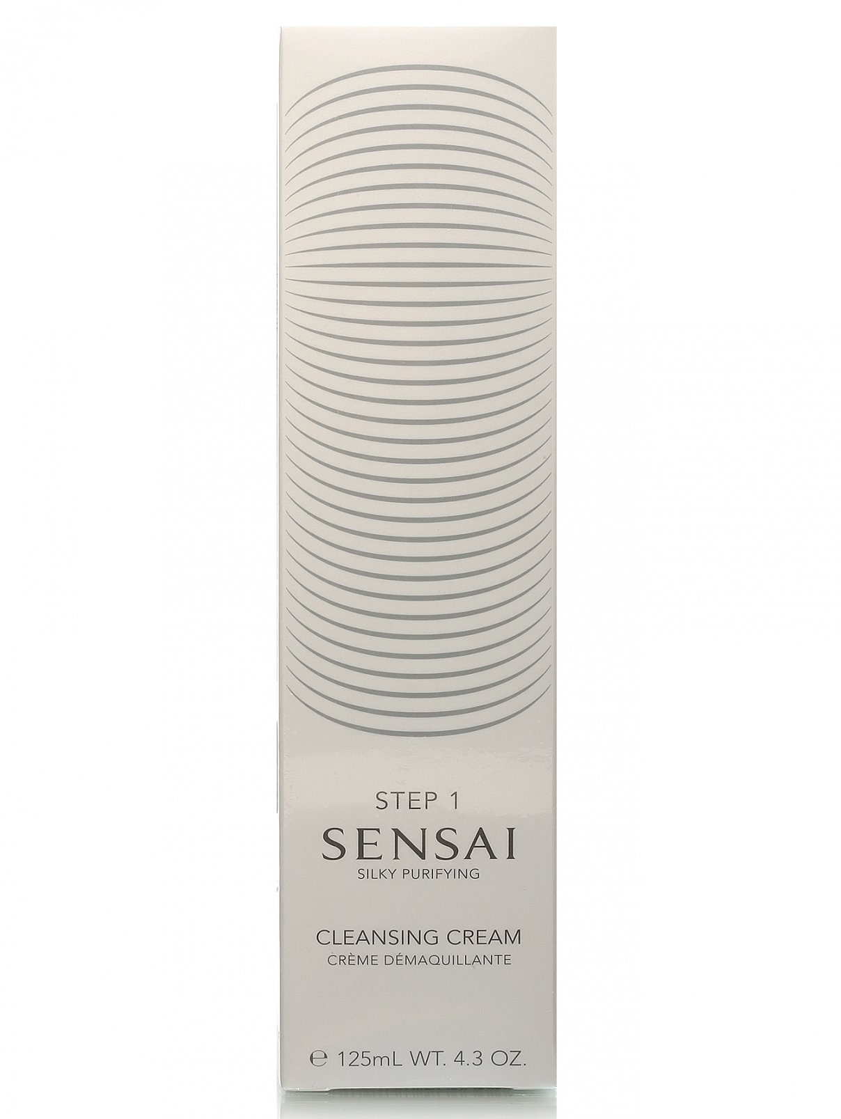Очищающий крем для лица - Sensai Silky Purifying, 125ml Sensai  –  Модель Общий вид