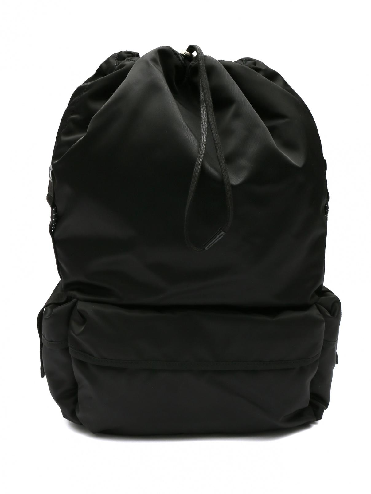 Рюкзак с контрастной вставкой Jil Sander  –  Общий вид