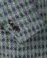 Пиджак однобортный из шерсти с узором LARDINI  –  Деталь