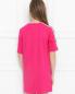 Платье трикотажное с аппликацией Gucci  –  МодельВерхНиз1