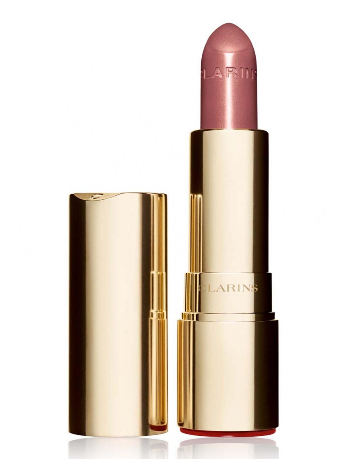 Помада-блеск Joli Rouge Brillant оттенок - 705S Makeup Clarins  –  Общий вид