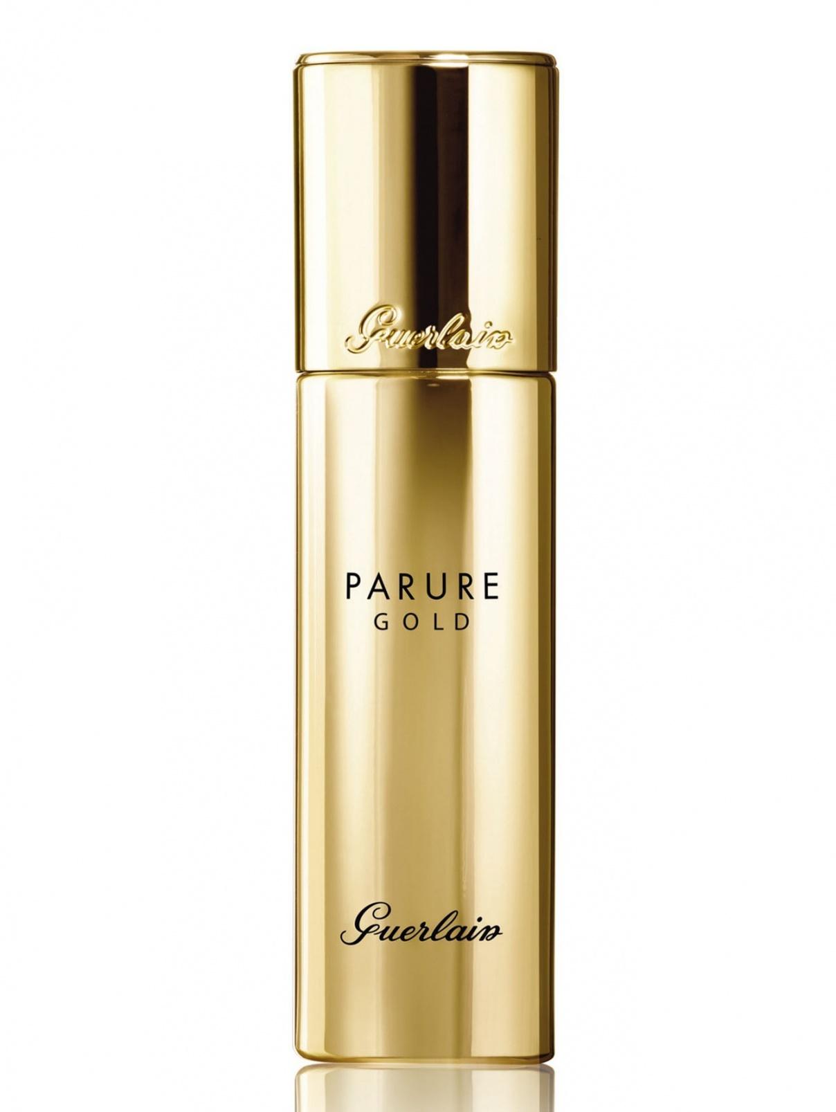 Стойкое тональное ср-во Parure Gold, 02 Светло-бежевый, 30 мл Guerlain  –  Общий вид