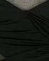 Платье-мини со шлейфом VELOUDAKIS  –  Деталь