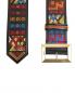 Широкий ремень из кожи с декоративной вышивкой Etro  –  Деталь